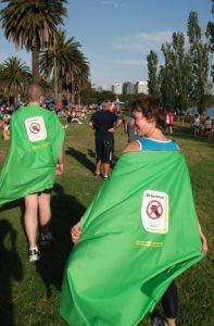 CALC staff fun run 07-12-2011